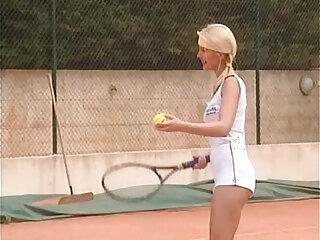 Matchball In Die Feuchte Spalte FULL VINTAGE MOVIE