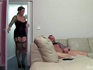 Hot British Sluts Get Their wet Pussies Filled W Spunk