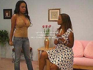 spanked ebony bottoms pt