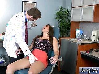 Hot Sex Scene Between Doctor And Patient clip 19