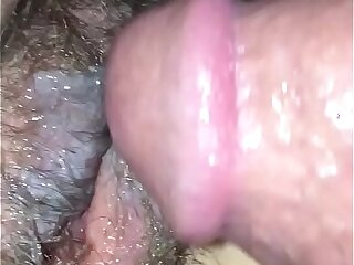 sleeping wife gets facial cumshot on her clit