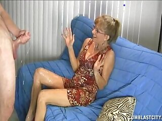 Granny Loves This Cock