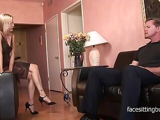 Cougar therapist helps her patient cure his sex addiction