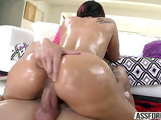 Sexy Persian Lallasa doggystyle fucked