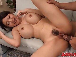 Fuck her Hard Asian Girls on Sofa HD Miho Ichiki