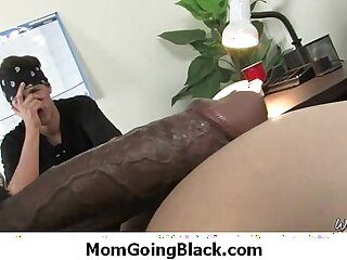 Monster black dong in my moms tight wet pussy 19