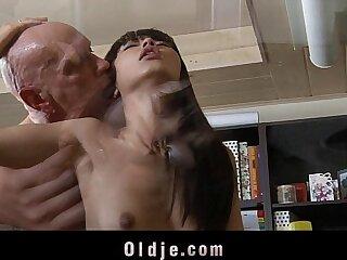 Asian fucking older teacher
