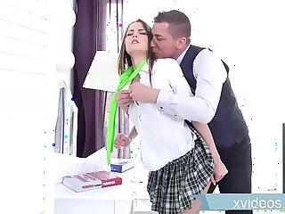 hot girl fucking by her teacher full hd