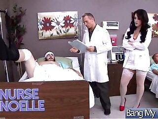 Sex Between Doctor And Hot Slut horny Patient noelle easton clip