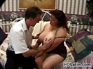Chubby Busty Mature Latina Pounding
