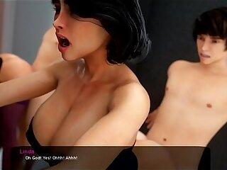 Milfy City Xmas Episode Mother sex scene