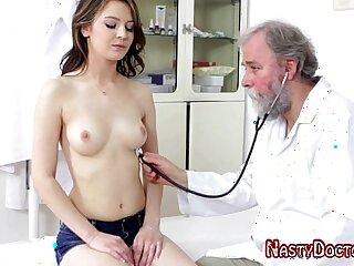 Dirty Old Pussy Doc Seduced Shy Teen